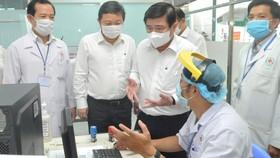TPHCM quyết tâm không để lây nhiễm Covid-19 trong bệnh viện