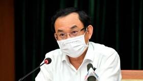 Bí thư Thành ủy TPHCM Nguyễn Văn Nên: Xem xét, chọn lựa những giải pháp tốt nhất cho thành phố và người dân, doanh nghiệp