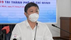 """Phó Chủ tịch UBND TPHCM Dương Anh Đức: """"Không có sự phân biệt, chọn lọc người được tiêm vaccine Covid-19"""""""