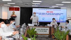 Tri ân hơn 30.000 người thuộc lực lượng tuyến đầu chống dịch