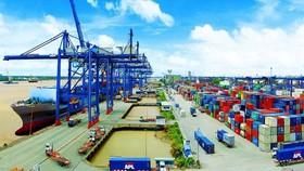 Giữa dịch Covid-19, xuất khẩu hàng hóa của TPHCM vẫn đạt hơn 15 tỷ USD 4 tháng đầu năm. Ảnh: Báo HQ