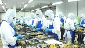 Vietnamese enterprises have competitive edge when exporting processed food into the US market. (Photo: SGGP)