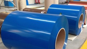 Vietnam imposes anti-dumping tax on color-coated steel products of China, Korea