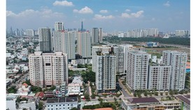 Real estate companies lured more than 50 percent of the total amount of money mobilized in the bond market. (Photo: SGGP)