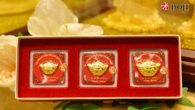 Gap between domestic, global gold prices narrowed to VND1 million per tael