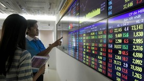 VN-Index gains nearly 35 points thanks to large-caps' rally
