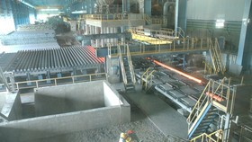 The steel industry accounts for 80 percent of trade remedy cases. (Photo: SGGP)