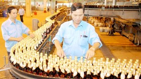 After M&A, the owner of Saigon Beer Company is changed. (Photo: SGGP)