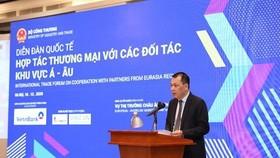 Eurasian market widens doorway for VN's food, foodstuffs