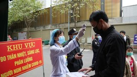 New Covid-19 community transmission cases in Hanoi increase rapidly