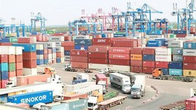 Trade surplus reaches US$2.14 billion in Q1
