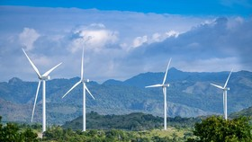 Over VND10 trillion of FDI poured in six wind power projects in Dak Lak