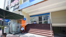 HCMC records two more suspected Covid-19 cases, two bank branches locked down