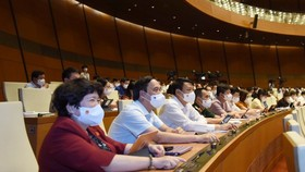 Parliament eyes average growth of 6.5-7 percent for five years