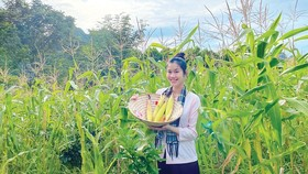 Vietnamese agricultural product journey of two young women