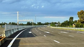 Trung Luong – My Thuan Expressway expected to open to traffic at Lunar New Year