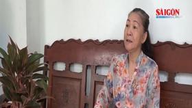 """Cô Võ Thị Ngọc: """"Làm từ thiện phải từ cái tâm"""""""