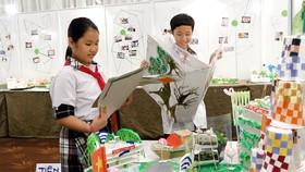 TP.HCM: Trẻ em sáng tạo đô thị thông minh tương lai