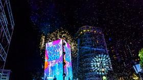 TPHCM: Tưng bừng sắc màu đón năm mới 2019
