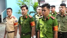 Tuổi trẻ Công an TPHCM xung kích, tình nguyện, vì nhân dân phục vụ