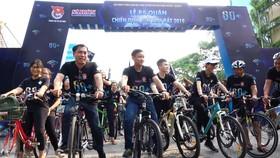 Hơn 1.000 tình nguyện viên tham gia phát động chiến dịch Giờ Trái đất 2019