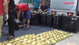 Công an TPHCM phá vụ tàng trữ, vận chuyển hơn 1,1 tấn ma túy