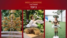 Top 3 trang phục cho Á hậu Hoàng Thùy tại Miss Universe 2019