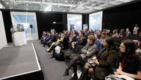 Sở Du lịch TPHCM giới thiệu Lễ hội Áo dài tại WTM London 2019