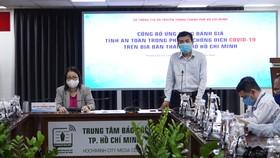 Từ ngày 5-5, TPHCM triển khai ứng dụng đánh giá tính an toàn trong phòng, chống dịch Covid-19