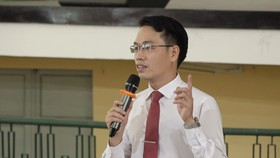 Trường THPT Chuyên Trần Đại Nghĩa chia sẻ phương pháp giáo dục và tư vấn tuyển sinh lớp 10