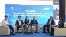Hội Doanh nhân trẻ Việt Nam triển khai nhiều chương trình lớn hỗ trợ doanh nghiệp
