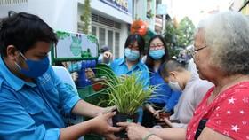 Chung tay xây dựng TPHCM là đô thị xanh, thân thiện với môi trường