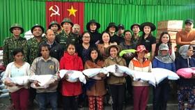 Hoa hậu Hoàn vũ Việt Nam trao yêu thương với những hoạt động hỗ trợ cộng đồng