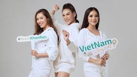 """9 hoa hậu, á hậu nổi tiếng quy tụ trong chương trình """"Đi Việt Nam đi - Vietnam why not"""""""