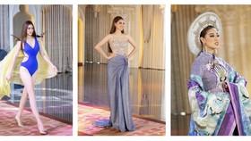 Chương trình Road To Miss Universe của Hoa hậu Khánh Vân chính thức lên sóng