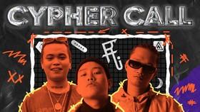 Nhóm rap đình đám thủ đô – Rapital bất ngờ xuất hiện tại Cypher Call