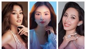 Dàn thí sinh ấn tượng tại cuộc thi ảnh online Hoa hậu Hoàn vũ Việt Nam 2021