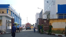 Khắc phục sự cố trạm điện 220/110kV Hiệp Bình Phước, quận Thủ Đức