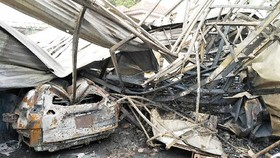 Gara ô tô: Phòng ít, cháy nhiều