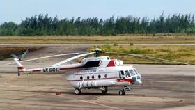 Khai trương đường bay Vũng Tàu - Côn Đảo bằng máy bay trực thăng