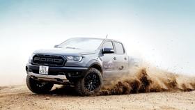 Doanh số bán lẻ của Ford Việt Nam tăng 39% trong quý 1-2019