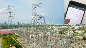 Trạm biến áp 500 -220kv tại xã Phước Kiểng, huyện Nhà Bè, TPHCM