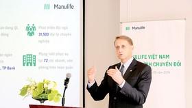 Manulife Việt Nam đạt mức tăng trưởng ấn tượng 38%