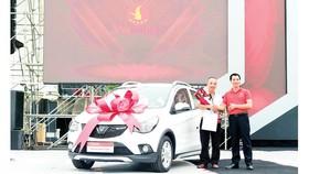 VinFast đã bàn giao 650 xe Fadil đến người tiêu dùng trong nước