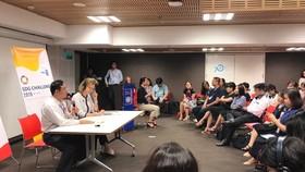 Cuộc thi khởi nghiệp tìm giải pháp hỗ trợ người khuyết tật