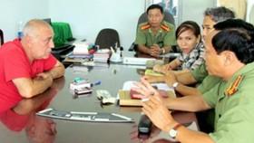 Xử lý người nước ngoài phạm tội ở Việt Nam