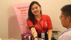 """Thu gần 500 đơn vị máu từ Ngày hội hiến máu """"Sống đẹp vì cộng đồng"""""""