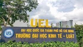 Trường ĐH Kinh tế - Luật khởi công xây dựng khối văn phòng khoa