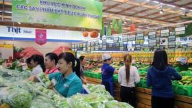 Hàng Việt được các hệ thống bán lẻ tạo điều kiện tiếp cận người tiêu dùng