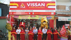 Vissan mở cửa hàng thực phẩm tại quận 9